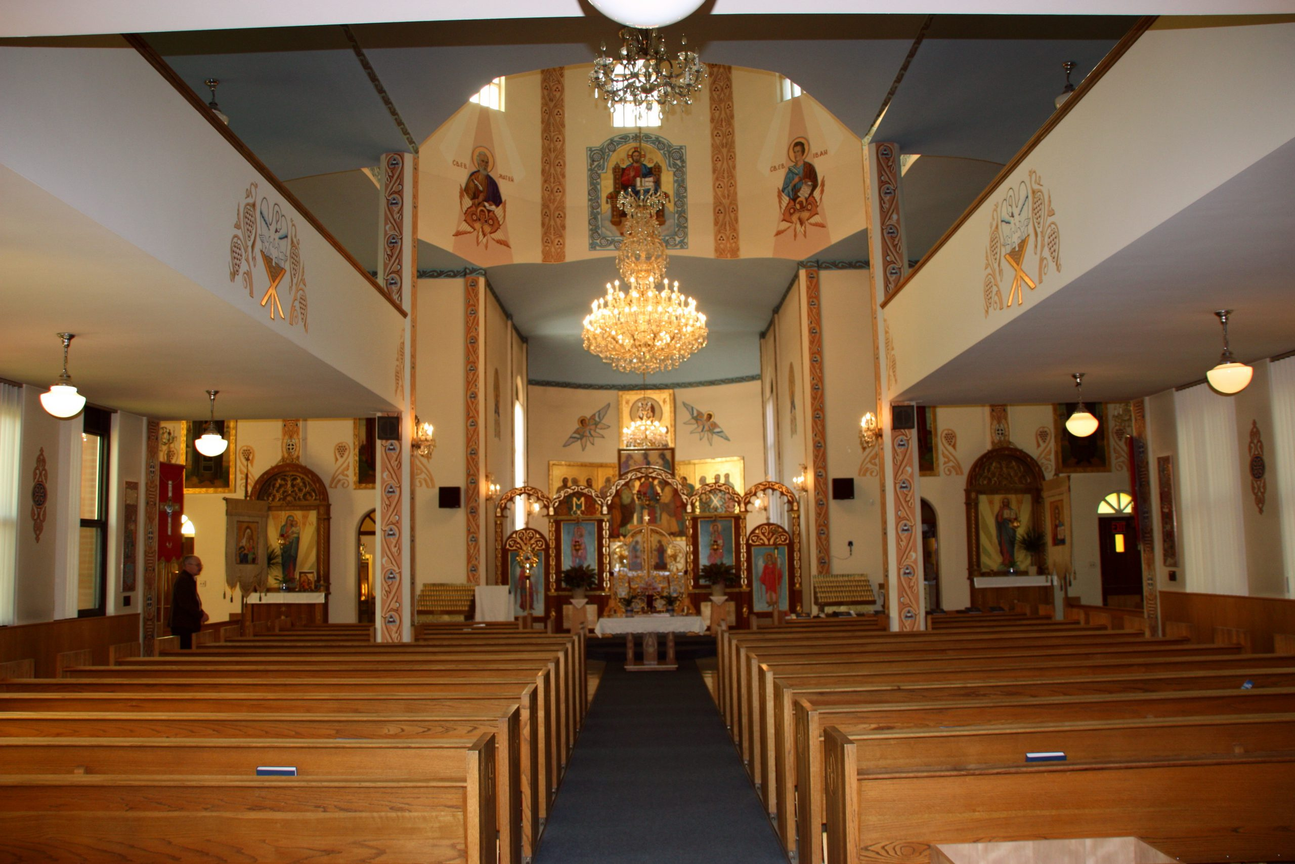 Holy Eucharist Parish