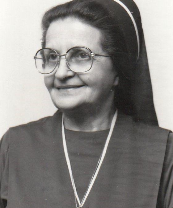 +Sr Irene Miroslawa, SSMI Falls Asleep in The Lord