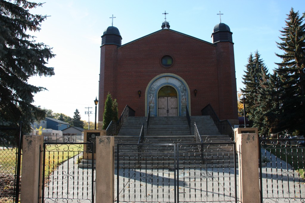Holy Eucharist Parish Edmonton
