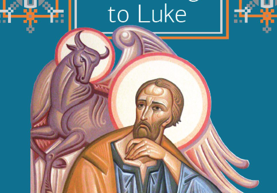 A Prayerful Reading of the Gospel of Luke (ENG/UKR)
