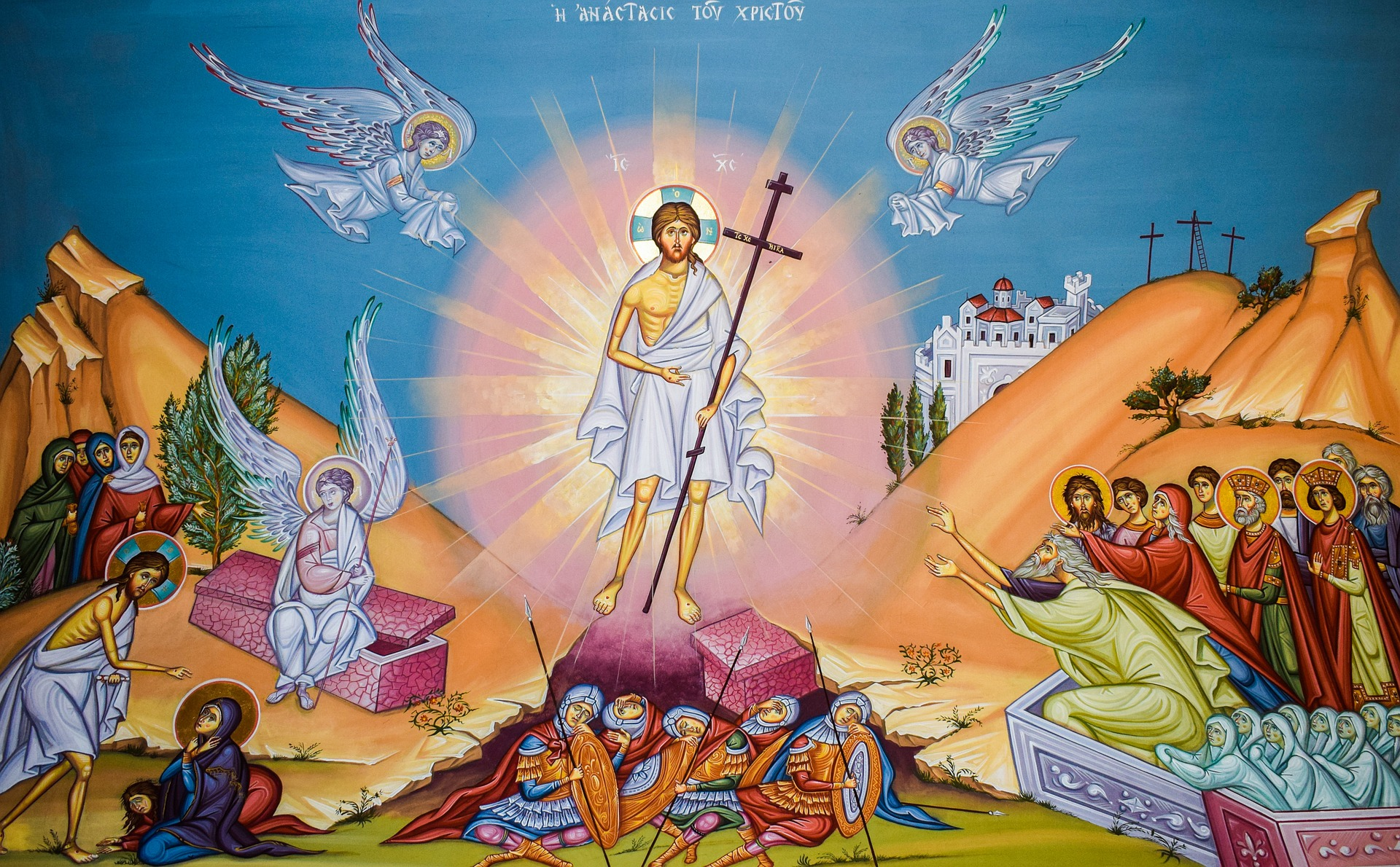 Paschal Pastoral Letter of the Ukrainian Catholic Bishops of Canada 2020 (Eng/Ukr)