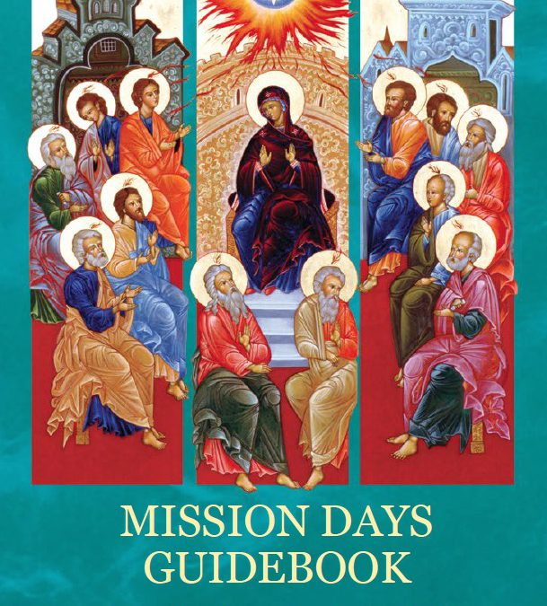 Mission Days Guidebook:  From the Ascension of our Lord to the Descent of the Holy Spirit 2019