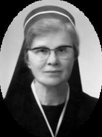 +Sr Aloysia Safranowicz, SSMI Falls Asleep in The Lord