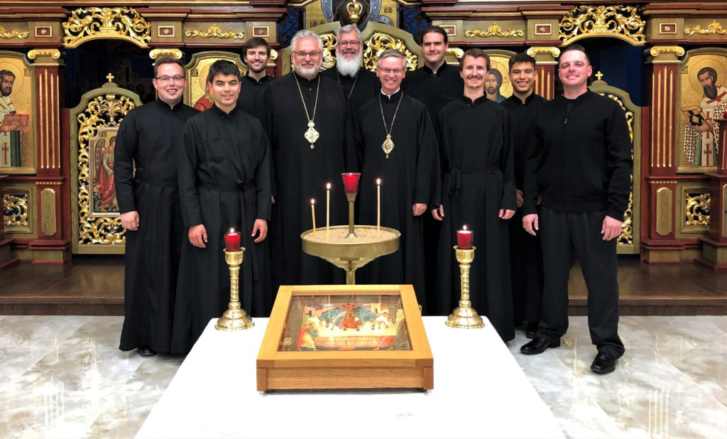 Opening of 2019-2020 Seminary Year
