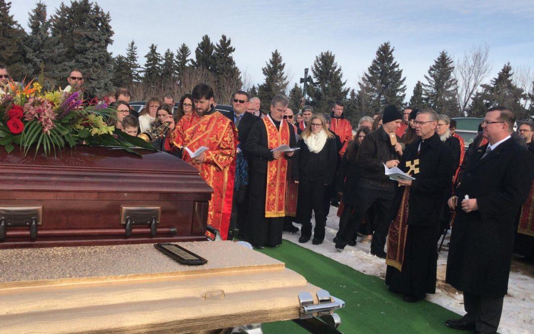 Photos: Right Rev. William (Bill) Hupalo's Funeral