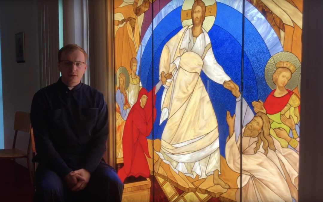 Video: Message from Fr Mykhailo Ozorovych