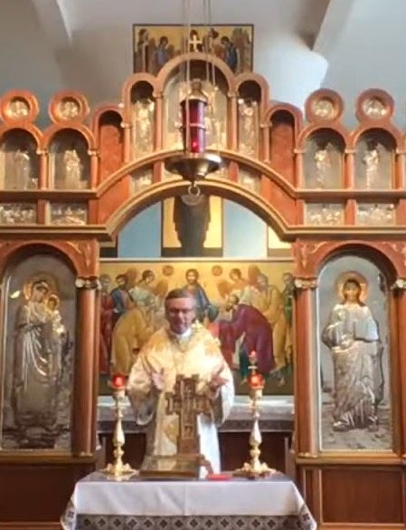 Bishop David's Sunday Homily (Mar 29, 2020) 5th Sunday of Great Lent