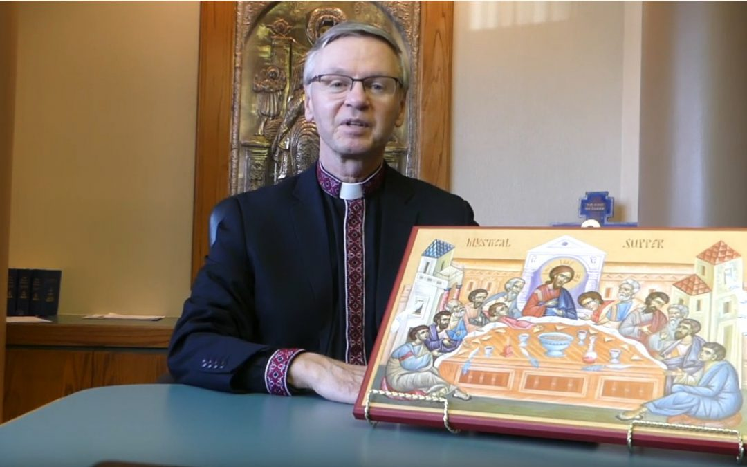 VIDEO: Bishop David's Paschal Greeting (ENG/UKR)