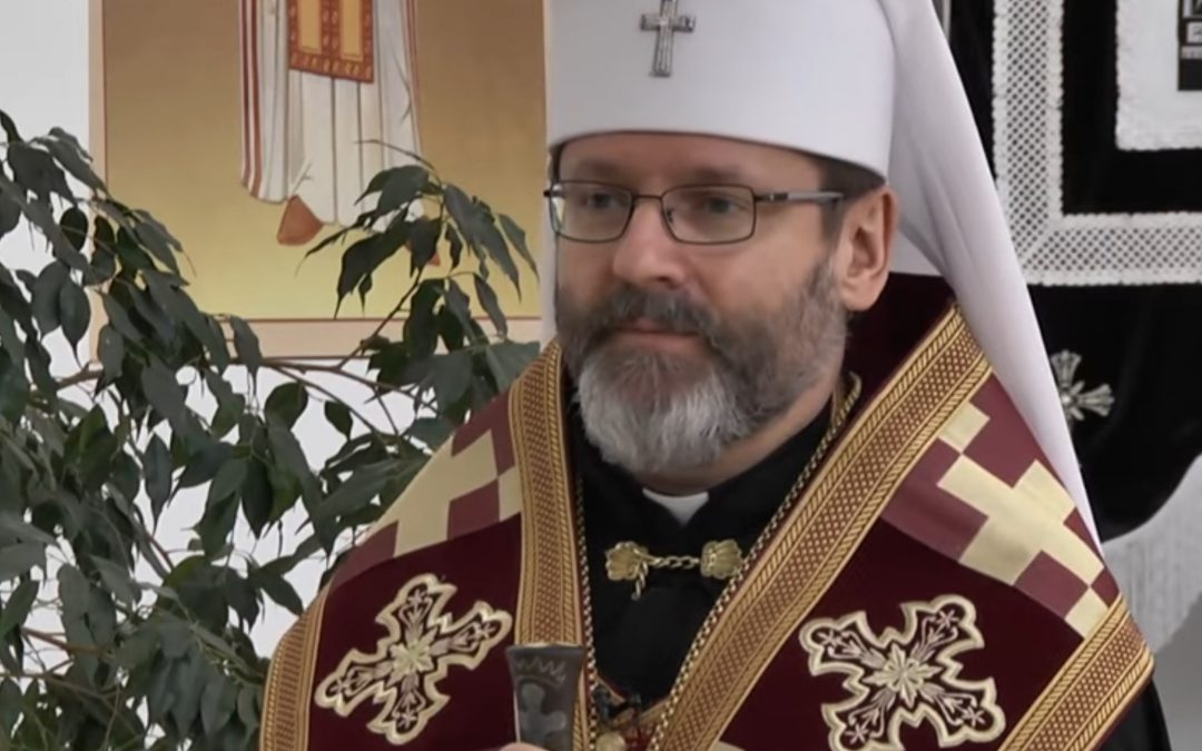 Pastoral Letter of His Beatitude Sviatoslav on Palm Sunday to the Youth (2020)
